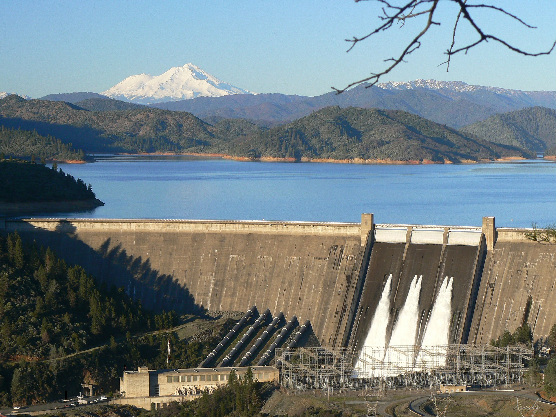 Ac guide services lake shasta fishing guide ac guide for Lake shasta fishing